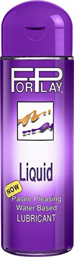 Forplay Liquid Lubricant 10.75oz Purple