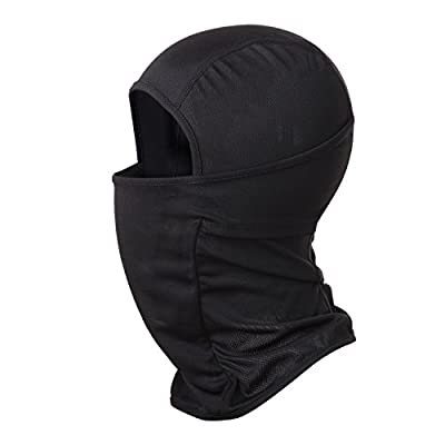 4ucycling Multipurpose Outdoor Sports Face Mask Balaclava Breathable Quick Dry for Cycling Motorcycle Hood CS