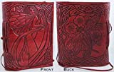 Fairy Leather Blank Book