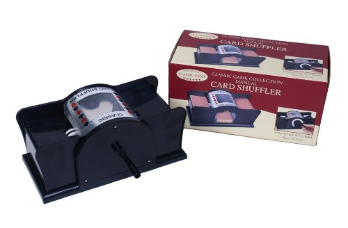 Big Save! Manual Card Shuffler