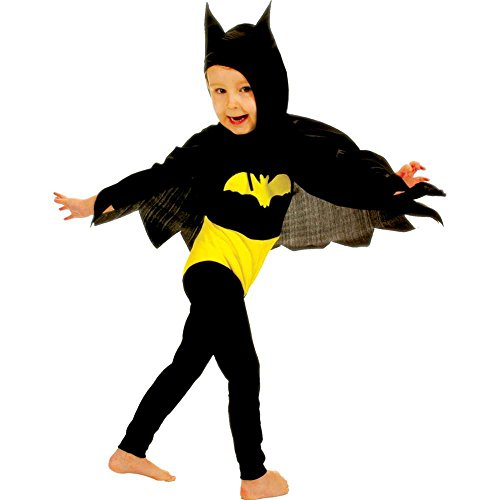 Super Bat Hero Toddler Costume