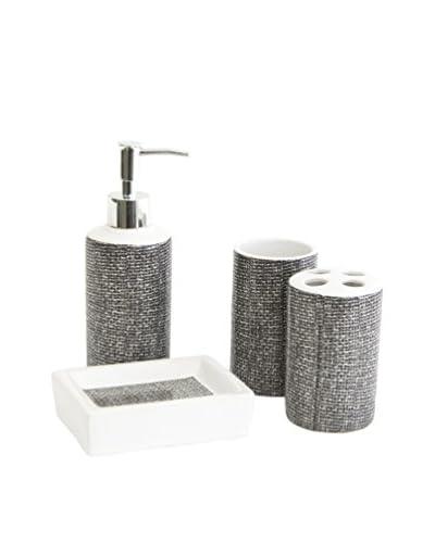 Toilet dienaar grijs