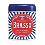 Brasso WADDING 75GM BLK/WHTE/RED