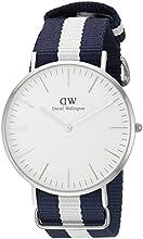 Comprar Daniel Wellington 0204DW - Reloj analógico, para hombre, multicolor