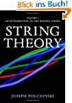 String Theory, Volume I: An Introduct...