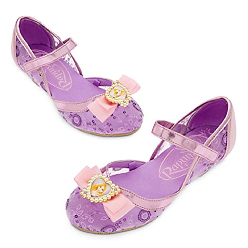 Disney Store Princess Rapunzel Costume Shoes ~ Tangled