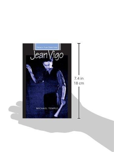 Jean Vigo (French Film Directors)