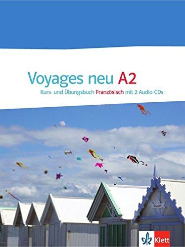voyages-neu-a2-kurs-und-ubungsbuch-mit-2-audio-cds
