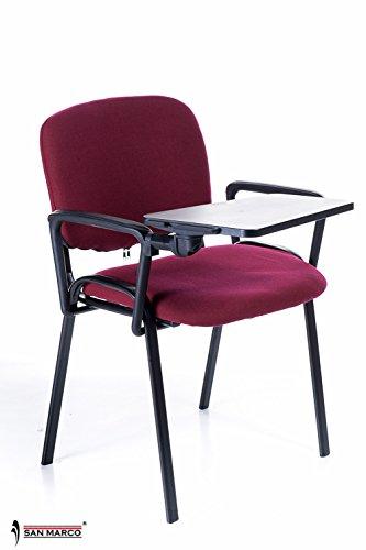 10-Sedie-per-sala-da-attesa-o-convegni-Red-Chair