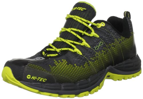 Hi-Tec Men's V-Lite Infinity Hpi Graphite/Zest Trainer O001115/052/01 8 UK, 42 EU, 9 US
