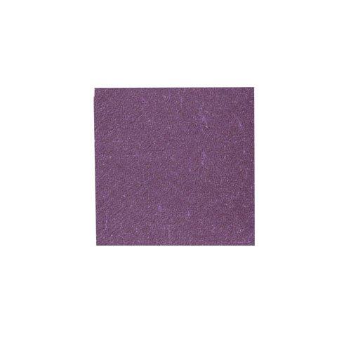 カラー純銀箔 #611 江戸紫 3.5㎜角×5枚