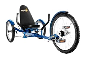 Mobo Triton Pro Ultimate Three Wheeled Cruiser by Mobo