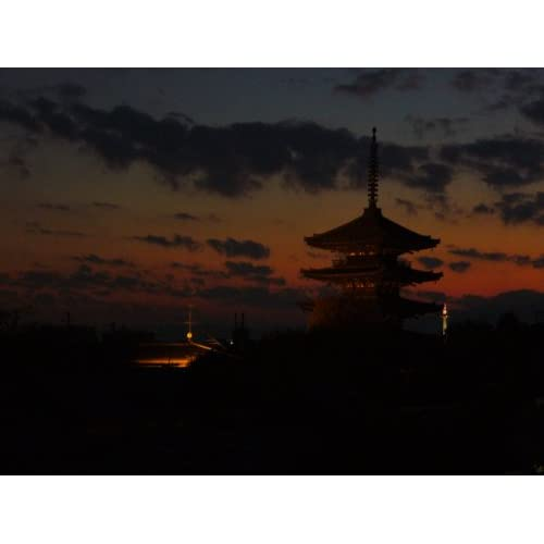 The photograph collection of the charm of Kyoto~Many World Cultural Heritages~Kyoto is beauty of Japan
