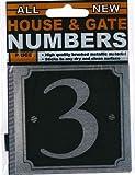 Black house/gate number 3