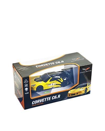 Worldbrands Coche Radiocontrol Corvette C6 R 1:24