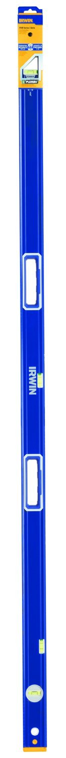IRWIN Tools 2500 Box Beam Level, 72-Inch (1794069) (Color: Blue, Tamaño: 72-inch)