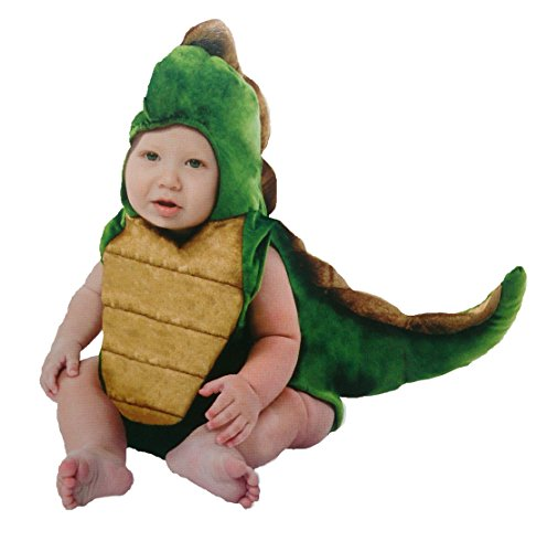 ハロウィン かわいい 恐竜 の 着ぐるみ セット 80サイズ(9〜18ヶ月)赤ちゃん幼児用