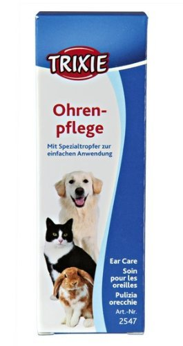 Trixie Ear Care For Dogs, Cats And Other Small Animals, 50Ml