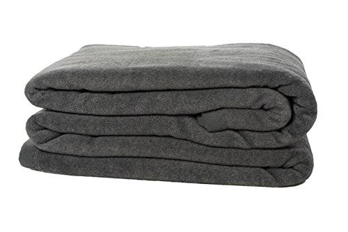 zollner kuscheldecke wolldecke wohndecke grau 150x200 cm in weiteren farben und gr en. Black Bedroom Furniture Sets. Home Design Ideas