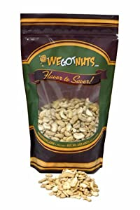 Cashew Pieces, Large, Raw, 5# Bulk - We Got Nuts
