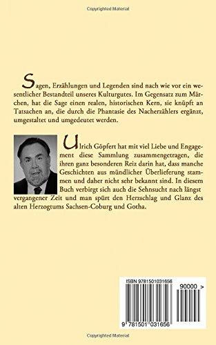 Damals war's (Sagen und Geschichten aus dem Herzogtum Sachsen-Coburg und Gotha)