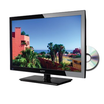 Apex Le3212D 32-Inch 60Hz Led Hdtv And Dvd Combo (Black)