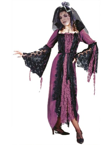 Adult-Costume Adult Dracula Bride One Sz Halloween Costume - Most Adults