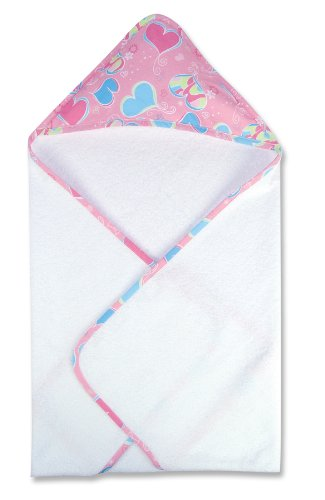 Pink And Teal Baby Bedding 6880 front