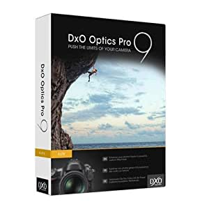 DxO Optics Pro 9 Elite Edition - Image-processing software