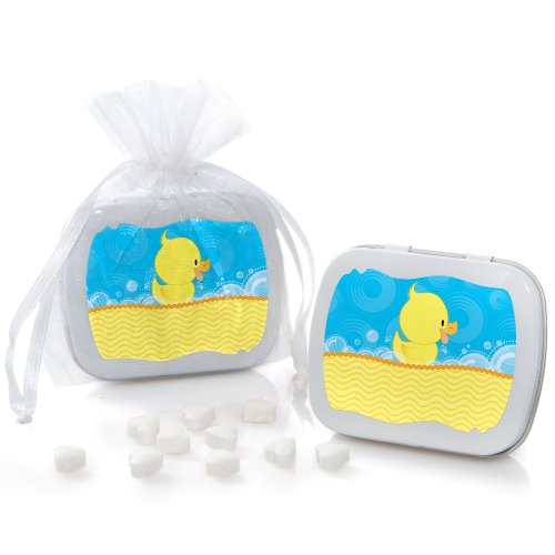 Ducky Duck - Mint Tin Party Favors (Set Of 12) front-668794