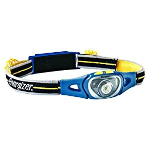 Energizer Headlight Yellowith Blue 1aa