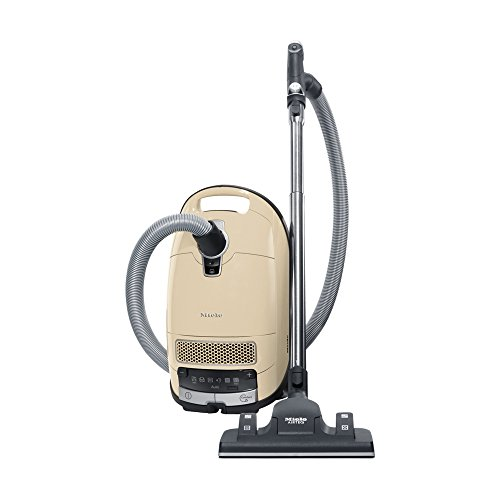 Big Save! Miele Complete C3 Alize Canister Vacuum, Ivory White