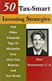 img - for 50 Tax-Smart Investing Strategies book / textbook / text book