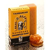 Real Beer Shampoo Bar from Tasmania Australia 100% Natural - No Plastic Bottles