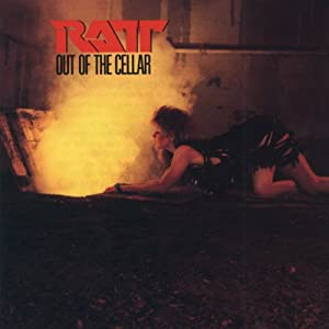 Ratt Out Of The Cellar cover