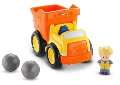 Fisher-Price Little People Dump Truck
