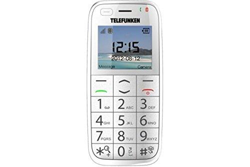 Comparer TELEFUNKEN COSI TM400 BLANC SOLO