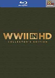 WWII in HD (Collector's Edition) [Blu-ray]