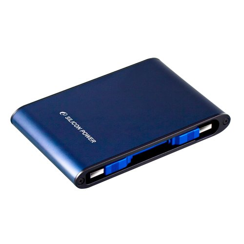 SiliconPower Armor A80 Blue 640GB 2.5'' ext. USB 3.0 HDD