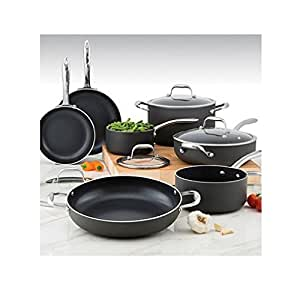 Wolfgang Puck 12 Piece Hard Anodized Cookware