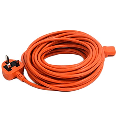 spares2go-mains-cable-orange-lead-uk-plug-for-vax-vcc-08-vacuum-cleaners-125-metres