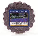 Yankee Candle Wax Tart (French Lavender) - Single