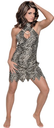 Cavewoman Costume Adult
