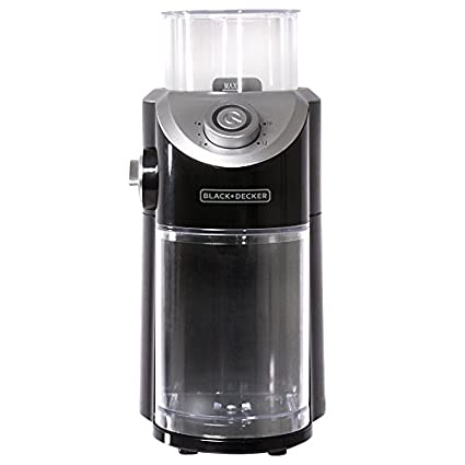 Black & Decker CBM310BD Burr Mill Coffee Grinder Image