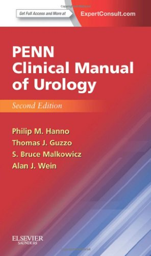 Penn Clinical Manual Of Urology: Expert Consult - Online And Print, 2E