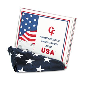 All-Weather Outdoor U.S. Flag, Heavyweight Nylon,
