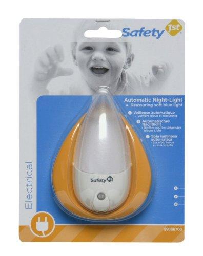 Safety 1st 39066760 – Automatisches Nachtlicht, orange-weiß