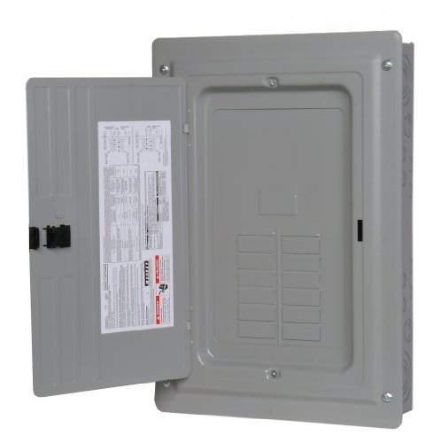 Murray LC1224L1125 Load Center, 12 Space, 24 Circuit, 125A
