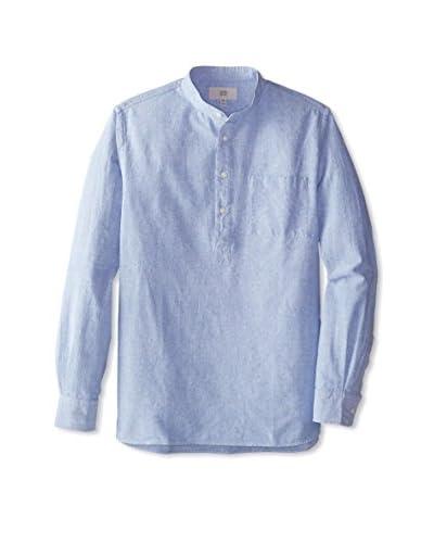 Jack Spade Men's Robbins Band-Collar Oxford Shirt