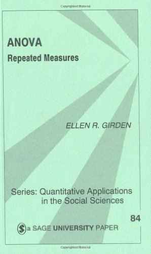 ANOVA: Repeated Measures (Quantitative Applications in...